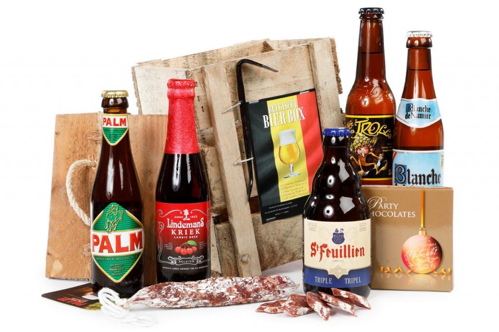 Belgische Bierproeverij