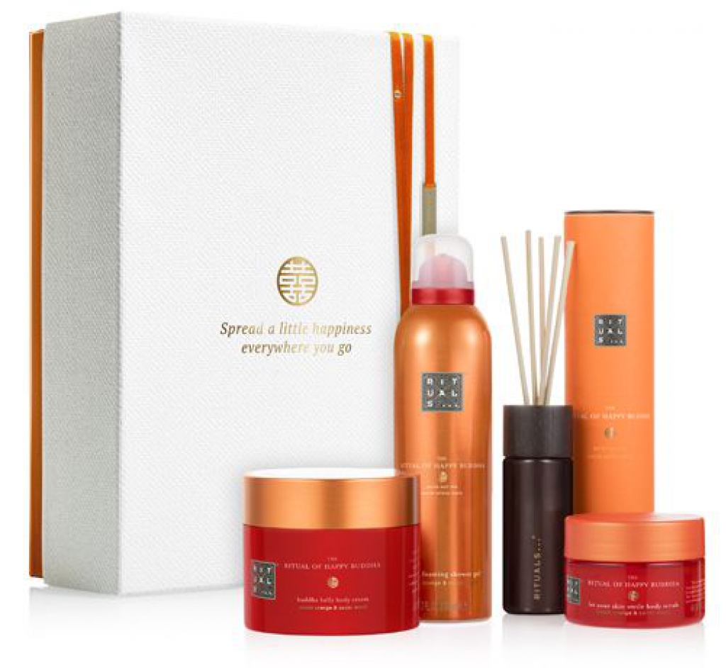 Rituals Happy Buddha Energising Collection