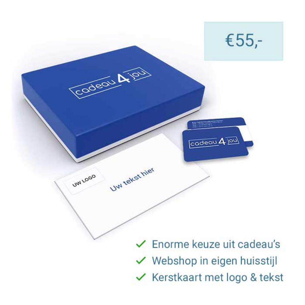 Eigen Keuze Kerstpakket 55 euro