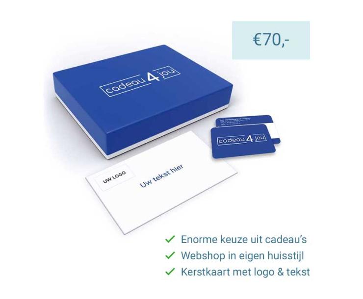 Eigen Keuze Kerstpakket 70 euro