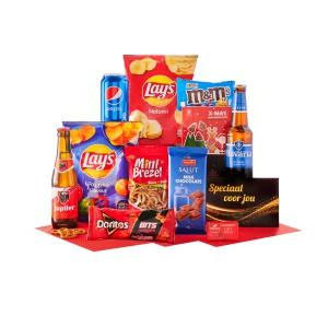 Kerstpakket met beauty producten